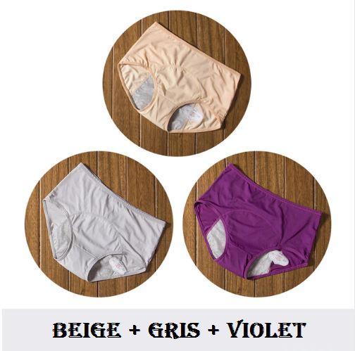 C21 Culottes Menstruelles (Lot De 3)
