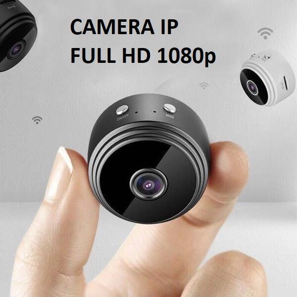 CA14copy Caméra Ip Full Hd Sans Fil