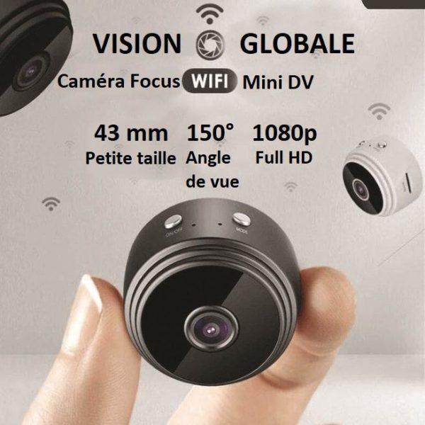 CA2copy Caméra Ip Full Hd Sans Fil