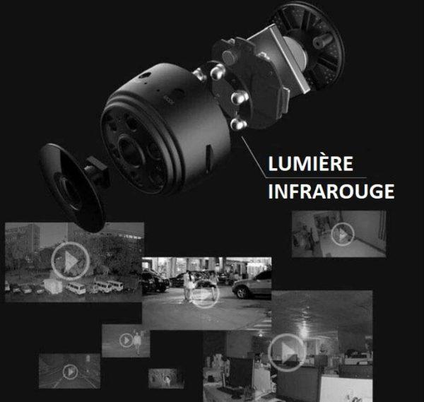 CA7copy Caméra Ip Full Hd Sans Fil