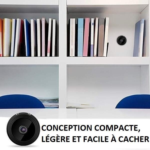 CA8copy Caméra Ip Full Hd Sans Fil