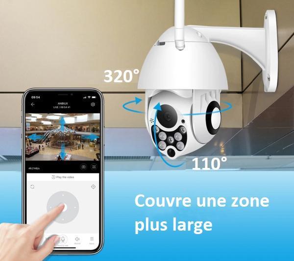 CAM8 00a0b1ed 6179 4d06 b71f b5ba74af7bb1 Caméra De Surveillance Wifi - Sans Fil - Camsafe™