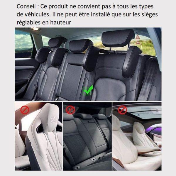 COU5 Coussin De Siège Auto