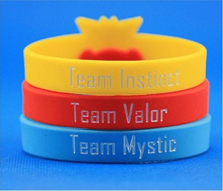 Capture13 Bracelet Pokémon Go Multicolore En Silicone - Livraison Gratuite !
