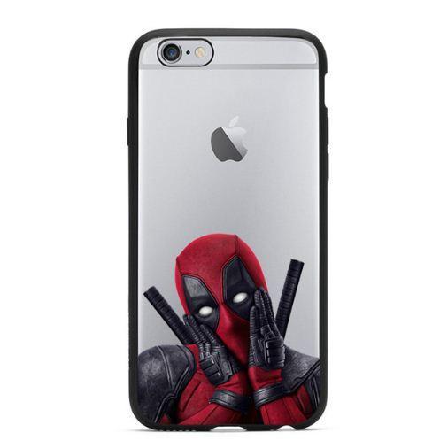 Capture3 316fbb59 2bc4 444d a421 86ea11ea9ebc Coque 3D Deadpool En Silicone Pour Iphone 5/5S, 6/6S Et 6 Plus - Livraison Gratuite !