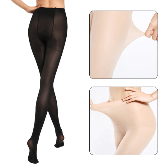 Collant indestructible Collant Infilable, Le Meilleur Collant Résistant Pour Femme