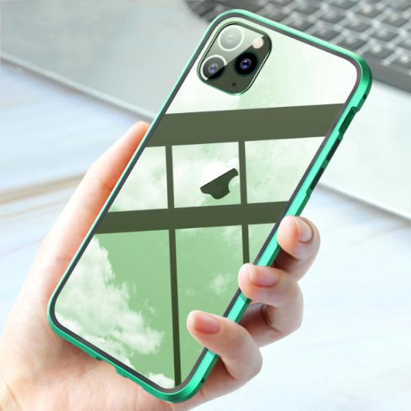 Coque magnetique Charge sans fil iPhone 11 Magnet Case Pour Iphone 11: Meilleur Accessoire De Protection De L'année 2019!
