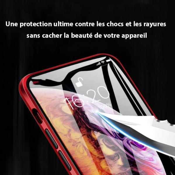 Coque magnetique aimantee Magnet Case Pour Iphone 11: Meilleur Accessoire De Protection De L'année 2019!