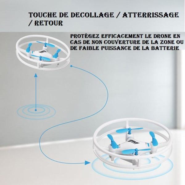 D14 Mini Drone Wifi