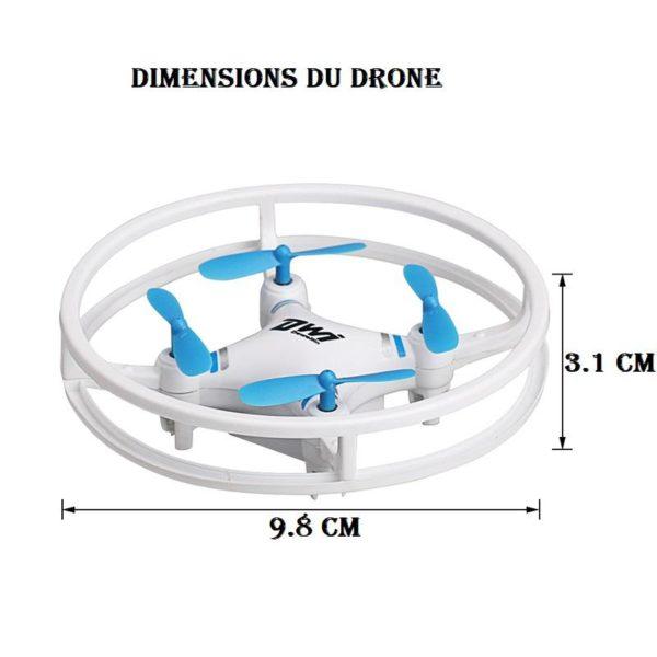 D18 Mini Drone Wifi