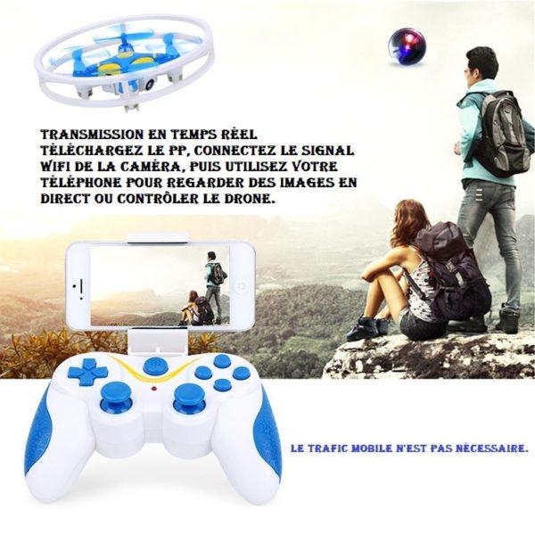 D3 Mini Drone Wifi