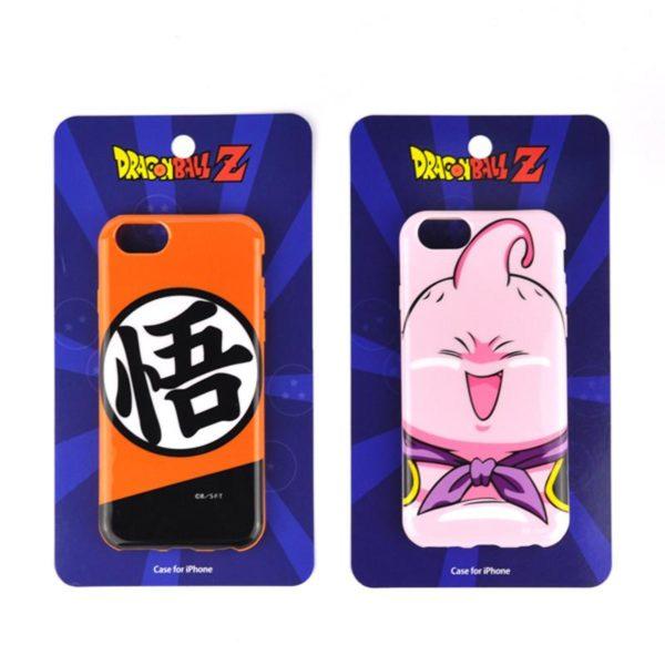 Dessins Anim eacute Coque En Silicone Dragon Ball Z Pour Iphone (2 Illustrations) - Livraison Gratuite !