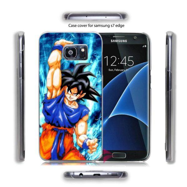 Dragon ball z Goku Dur Transparent Couvercle Transparent de Cas pour Samsung Galaxy S7 S6 Edge 1 27bf810d 7c06 4c22 b091 4d3b432b82c6 Coque Dragon Ball Z Pour Samsung Galaxy - Livraison Gratuite !