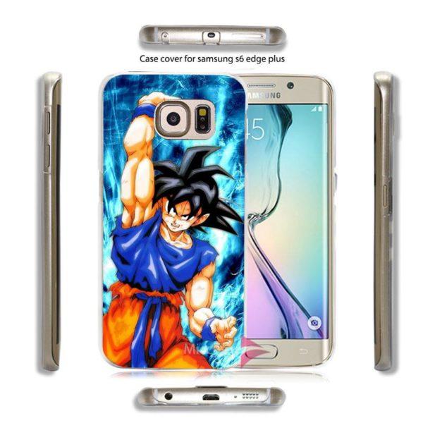 Dragon ball z Goku Dur Transparent Couvercle Transparent de Cas pour Samsung Galaxy S7 S6 Edge 4 28e64f64 99e6 4ec6 a2ad 91c8257877f8 Coque Dragon Ball Z Pour Samsung Galaxy - Livraison Gratuite !