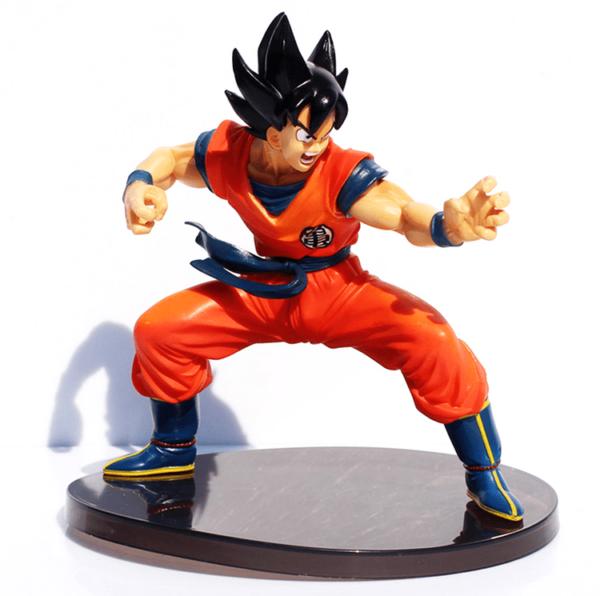 Figurine San Goku (15Cm) Dragon Ball Z - Livraison Gratuite !