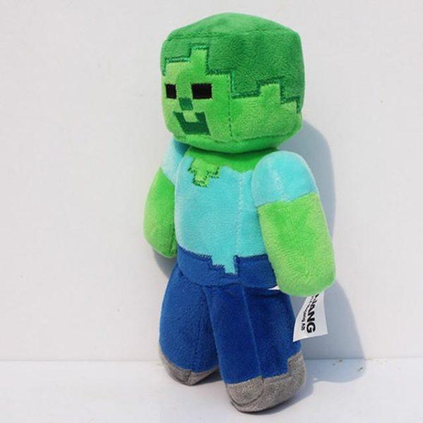 En gros 1 PC 2016 Nouveau Design vente Chaude 18 cm 7 Minecraft Steve Creeper Zombie.jpg 640x640 e084e4da 7535 4bce 96fc 278cd79568c2 Peluche Steve Zombie 18 Cm Minecraft - Livraison Gratuite !