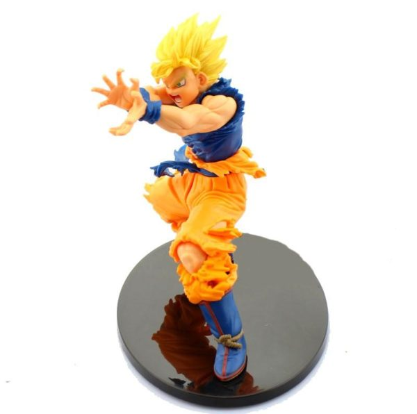 Free Shipping Cool 6 Dragon Ball Z SUPER SAIYAN GOKU Son Gokou Kamehameha Turtle Devastation Wave 1 Figurine Super Saiyan San Goku Kamehameha (17Cm) Dragon Ball Z - Livraison Gratuite !