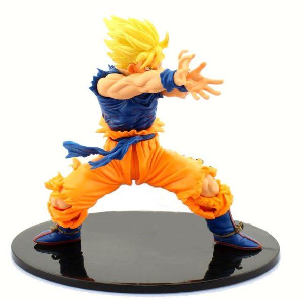 Free Shipping Cool 6 Dragon Ball Z SUPER SAIYAN GOKU Son Gokou Kamehameha Turtle Devastation Wave 2 Figurine Super Saiyan San Goku Kamehameha (17Cm) Dragon Ball Z - Livraison Gratuite !
