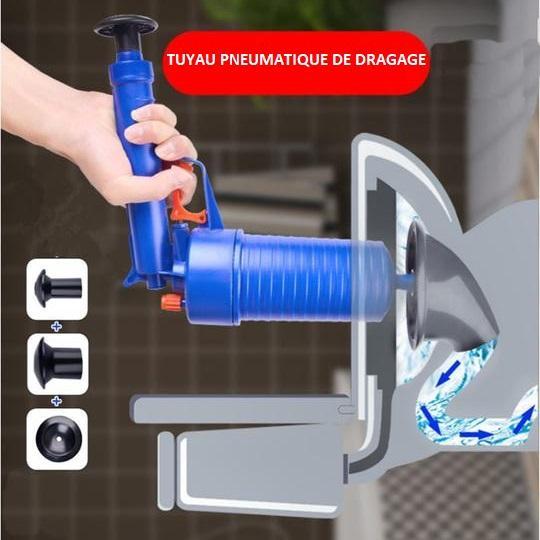 G1 Pistolet Déboucheur De Toilettes Et Évier