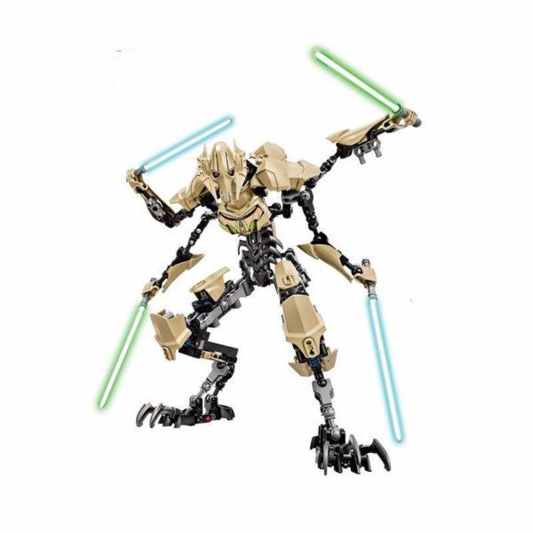GENERALE GRIEVOUS 13612be9 8720 4a6f 94b1 69d9b481c5f2 Figurine Lego Général Grievous Star Wars - Livraison Gratuite !