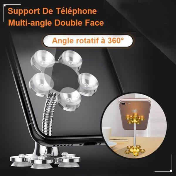 H1 fc33e6d3 45b7 4bf1 913a 44c88fff5a82 Support De Téléphone Avec Ventouse Double Face