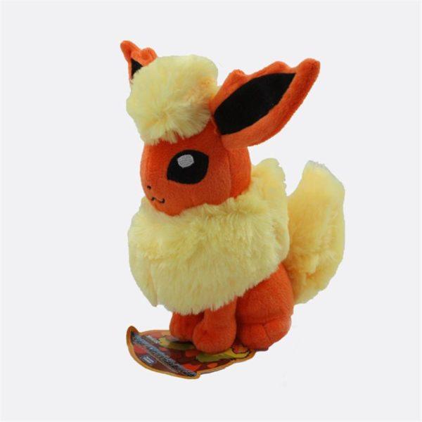 Peluche Pokemon Pyroli (20 Cm) - Livraison Gratuite !