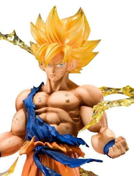 HTB1.zxQKXXXXXbwXVXXq6xXFXXXD 32febee7 8d06 4f3a 9fce 7c19f13af561 Figurine Super Saiyan San Goku (17Cm) Dragon Ball Z - Livraison Gratuite !
