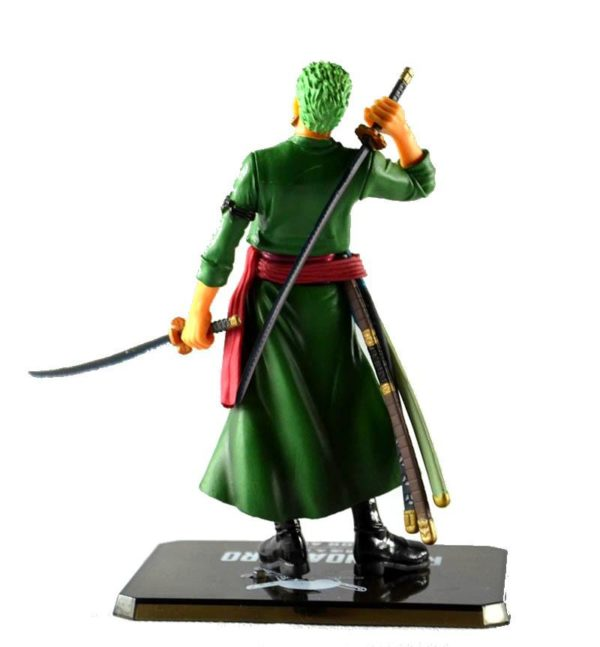 Figurine Zoro New World (15Cm) One Piece - Livraison Gratuite !
