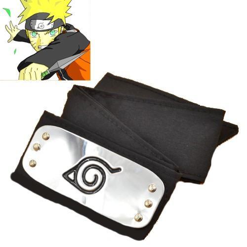 HTB11I72JpXXXXXsaXXXq6xXFXXXF 0986abf9 f138 4ac3 8607 6aa6b541024f Bandeau Noir Konoha Symbole Cosplay Naruto - Livraison Gratuite !