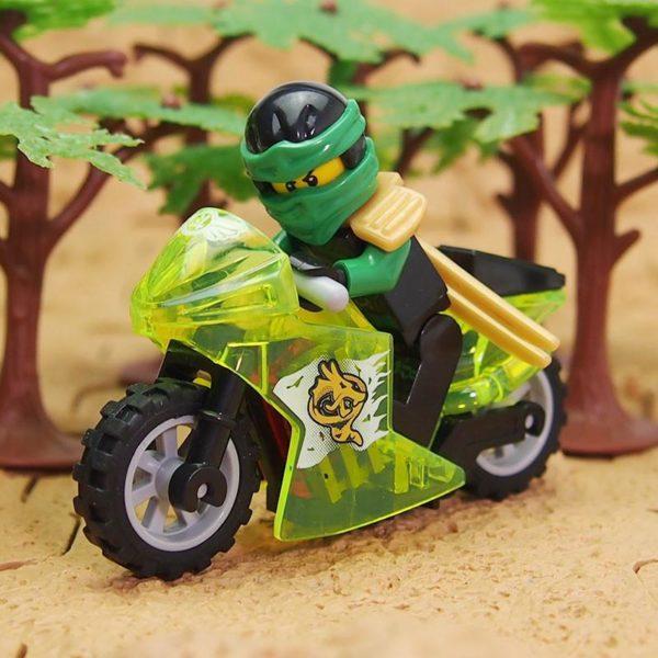 HTB11gCfKVXXXXbHXFXXq6xXFXXXH 08439dec 0c22 44ad 8ff6 318450f2a66a Figurine Ninjago Bloc De Construction Ninja Tornado En Moto - Livraison Gratuite !