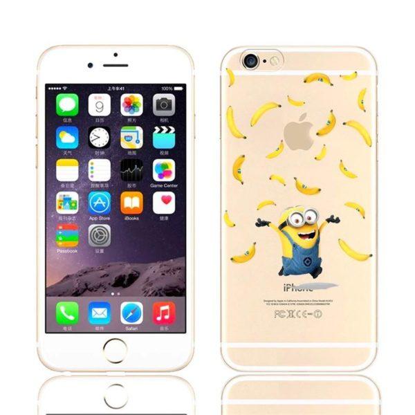 HTB127d3JVXXXXclXXXXq6xXFXXXD bd5e54b3 836e 48e8 a8b1 20a2c392cbeb Coque Minions Pour Iphone (4S, 5S, 5C, 6S Et 6 Plus) - Livraison Gratuite !