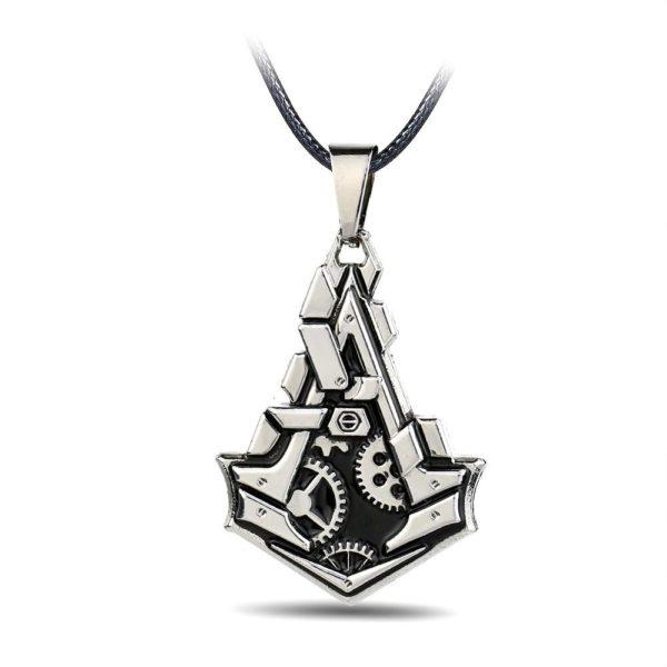 HTB13lTkKFXXXXbCXVXXq6xXFXXXs 1cff9d54 e906 4ecf 87ad fc4c9466fcfb Collier Assassin's Creed Syndicate - Livraison Gratuite !
