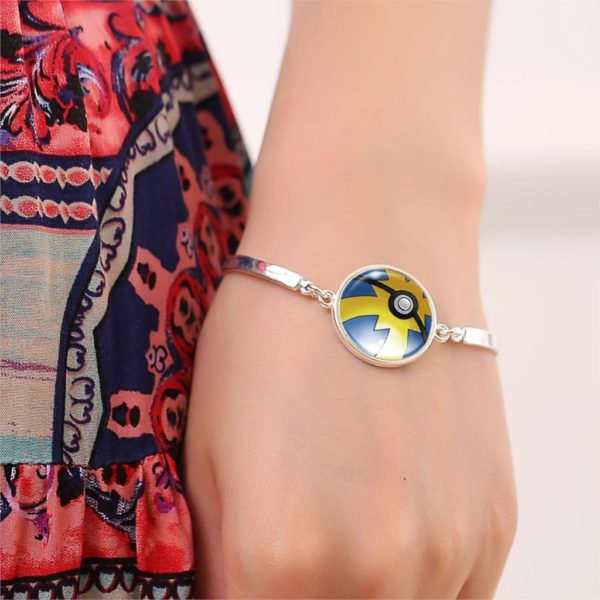 HTB13mWUKVXXXXb1XFXXq6xXFXXX5 d280d8dd bce6 4662 b666 85ed6e2d41fd Bracelet Pokémon Pokeball Verre Cabochon - Livraison Gratuite !