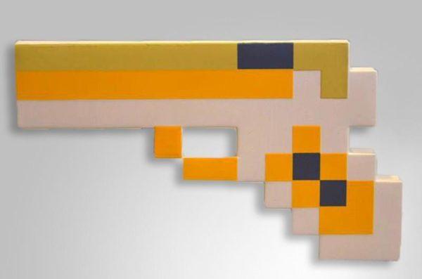 HTB15AbBHFXXXXc4XpXXq6xXFXXXV 0f7ae2f0 08f5 4480 a7b0 b409ea0ffe21 Pistolet Arme Minecraft (4 Couleurs) - Livraison Gratuite !