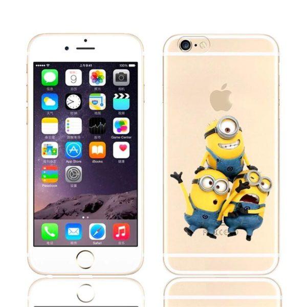 HTB18RR.JVXXXXb9XFXXq6xXFXXXF 256ccadf de30 4c9d 87ec f617b88776f8 Coque Minions Pour Iphone (4S, 5S, 5C, 6S Et 6 Plus) - Livraison Gratuite !
