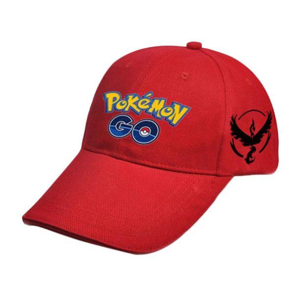 HTB18YuSNXXXXXb0XVXXq6xXFXXXp 21f188df e1d7 45c9 b015 4a2681dd738a Casquette De Baseball Cosplay Team Pokémon Go - Livraison Gratuite !