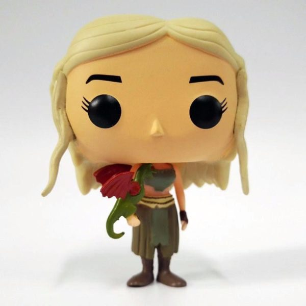 HTB18fRfKVXXXXbJXFXXq6xXFXXXr 6b7d04bd 1210 416b a661 0cbba5254a22 Figurine Daenerys Et Jon Snow (10 Cm) Game Of Thrones - Livraison Gratuite !