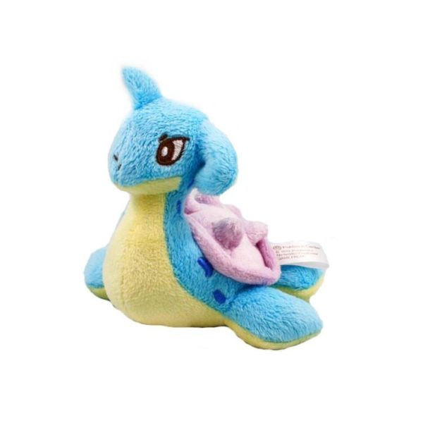 Peluche Lokhlass (14 Cm) Pokemon - Livraison Gratuite !