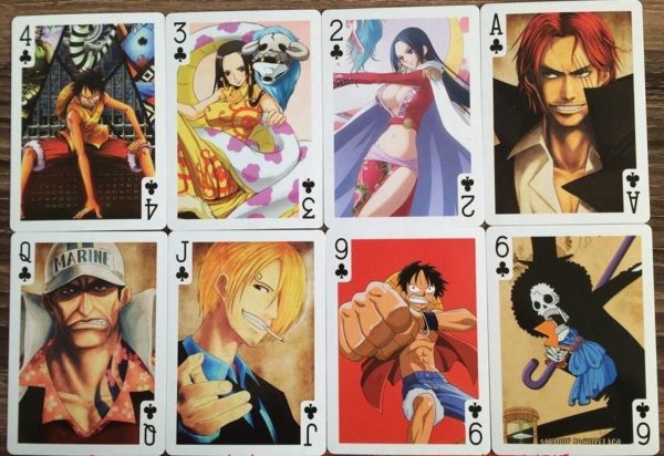 """Carte Monkey-D-Luffy """"Wanted Dead Or Alive"""" One Piece - Livraison Gratuite !"""