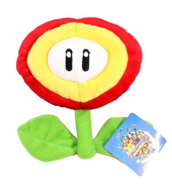 HTB1H9MPHpXXXXcgaXXXq6xXFXXXU b037ab86 550b 453e 8ccf a976f07a0b2c Peluche Fire And Ice Flower 17Cm (2 Couleurs Disponibles) Super Mario Bros. - Livraison Gratuite !