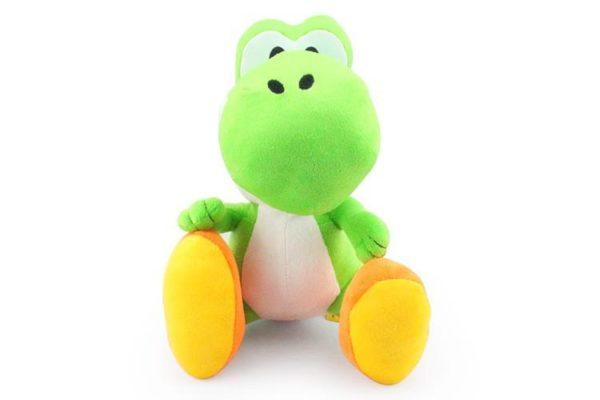 Peluche Yoshi Super Mario Bros. - Livraison Gratuite !