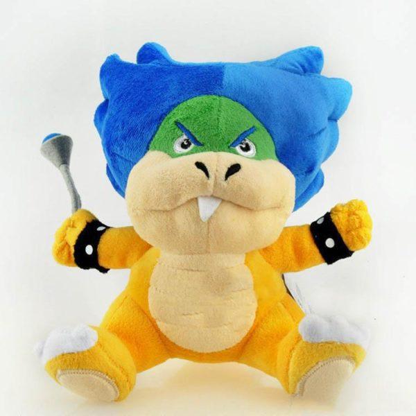 HTB1JSFEIFXXXXcSXpXXq6xXFXXXv 5b157bfb ab52 4f52 8bd9 6c4321c87210 Peluche Ludwig Von (Koopa - 16 Cm) Super Mario Bros. - Livraison Gratuite !