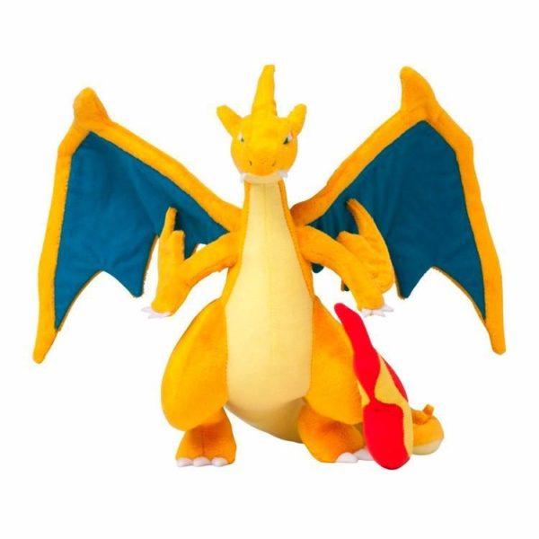 HTB1P0t5JpXXXXXGXXXXq6xXFXXX9 c63fba54 b8cc 453a b451 800a0fd818fd Peluche Mega Evolution X&Y Dracaufeu (23-25Cm) Pokemon - Livraison Gratuite !