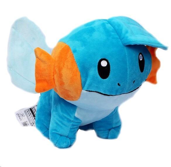 Peluche Gobou (18Cm) Pokemon - Livraison Gratuite !
