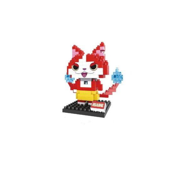HTB1RwcsKVXXXXbLXpXXq6xXFXXXA a9a37572 af58 4a5e 8e3a ed3dd4922507 Figurine Yo-Kai Watch En Blocs 3D - Livraison Gratuite !
