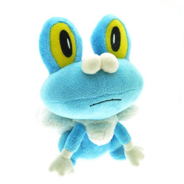 Peluche Froakie (18 Cm) Pokemon - Livraison Gratuite !