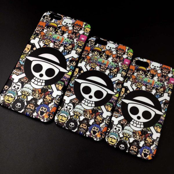 HTB1TdsfKVXXXXcmaXXXq6xXFXXXp 6c60c83b ce00 4aed 95f2 7a87783ae86e Coque One Piece Anti-Empreintes Pour Iphone 5 5S Se- Livraison Gratuite !