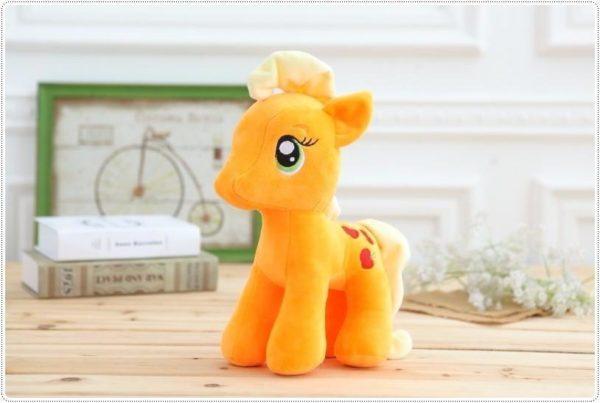 HTB1W6RPOXXXXXXDaFXXq6xXFXXXS 6765fd31 8e7c 4d18 a468 2162455f4068 Peluche Poney 25 Cm My Little Pony (6 Couleurs) - Livraison Gratuite !