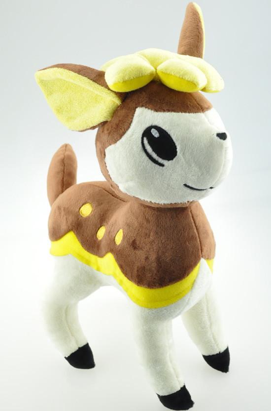 HTB1WPVGJXXXXXXwapXXq6xXFXXXK ff8cc87d 7e78 4bb5 8a9f 3f5f7b96fbee Peluche Deerling 30 Cm Pokemon (4 Modèles) - Livraison Gratuite !