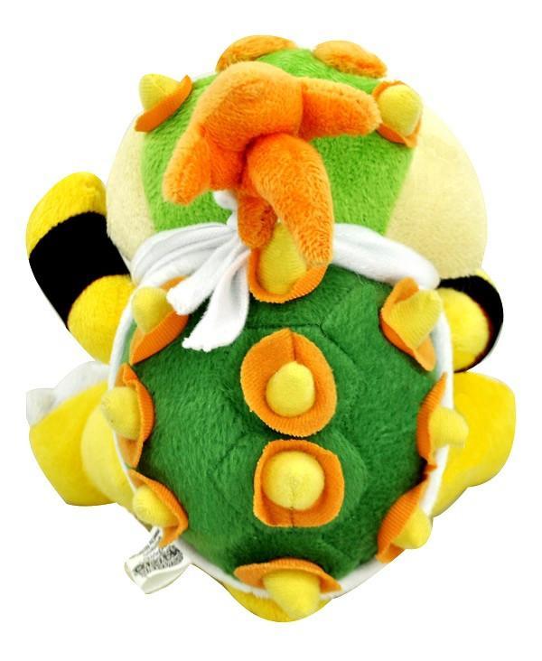 Peluche Bowser Junior (18Cm) Super Mario Bros. - Livraison Gratuite !